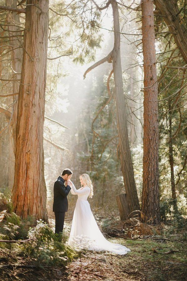 28 Fairytale Wedding Photos That Capture The Magic Of Love