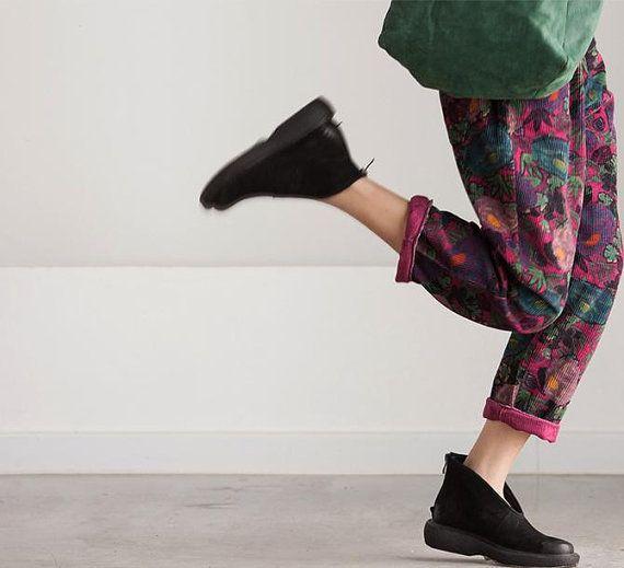 Poche de pantalon Casual mode rétro Rouge neuf par clothingshow
