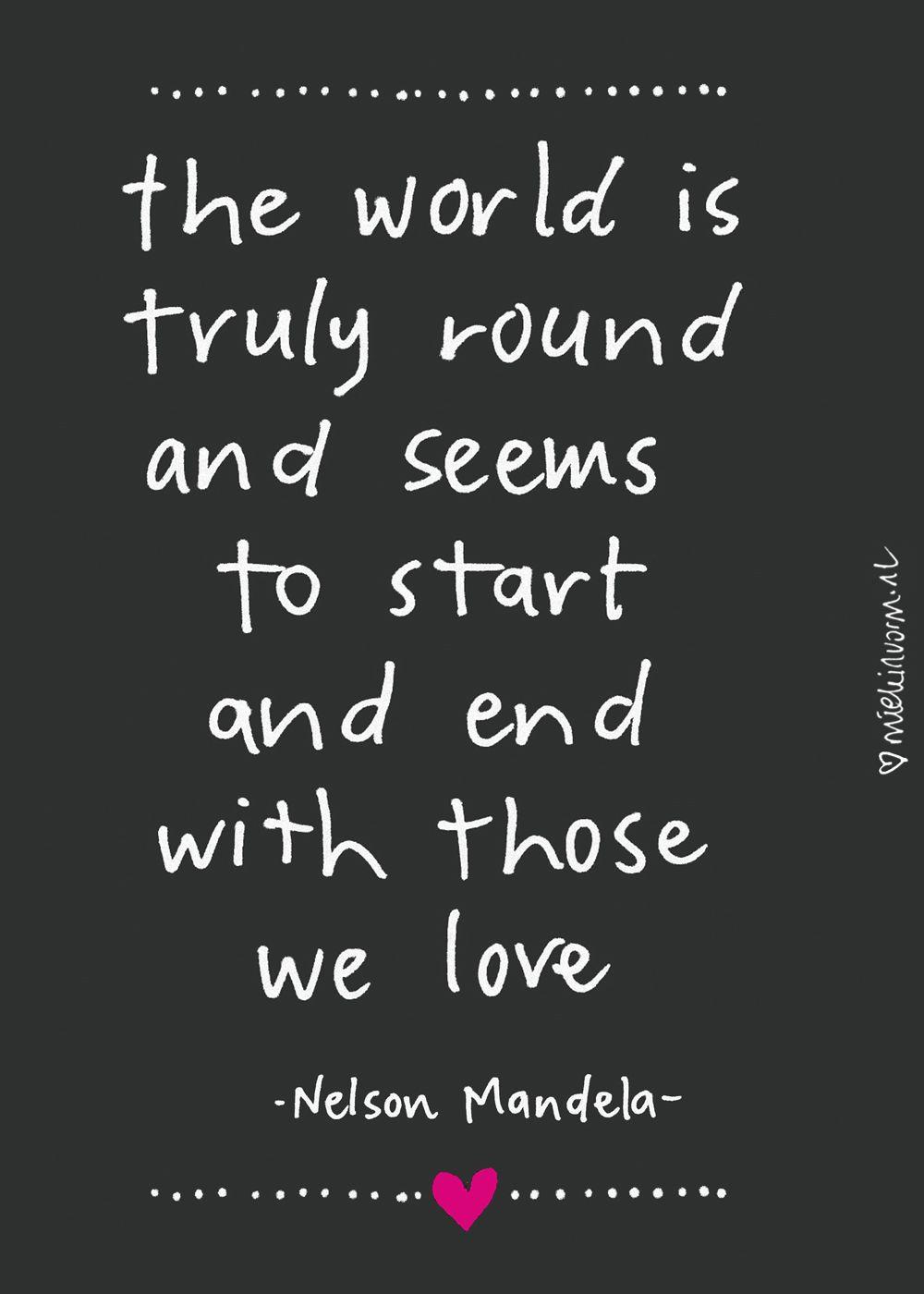 Mandela Quotes About Love Remembering Nelson Mandela ♥ Day340  6 December  365Daysa