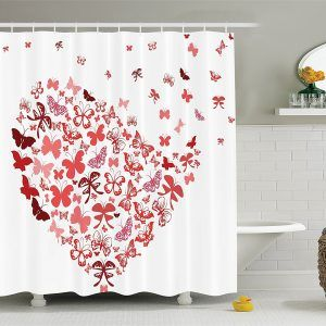 Hearts And Stars Shower Curtain Hooks