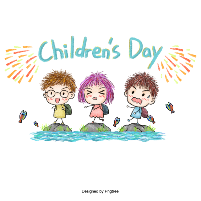 Hand Painted Design Children S Day Children Happy Children S Day Child Png Transparent Clipart Image And Psd File For Free Download Images Of Children S Day Happy Children S Day Child Day