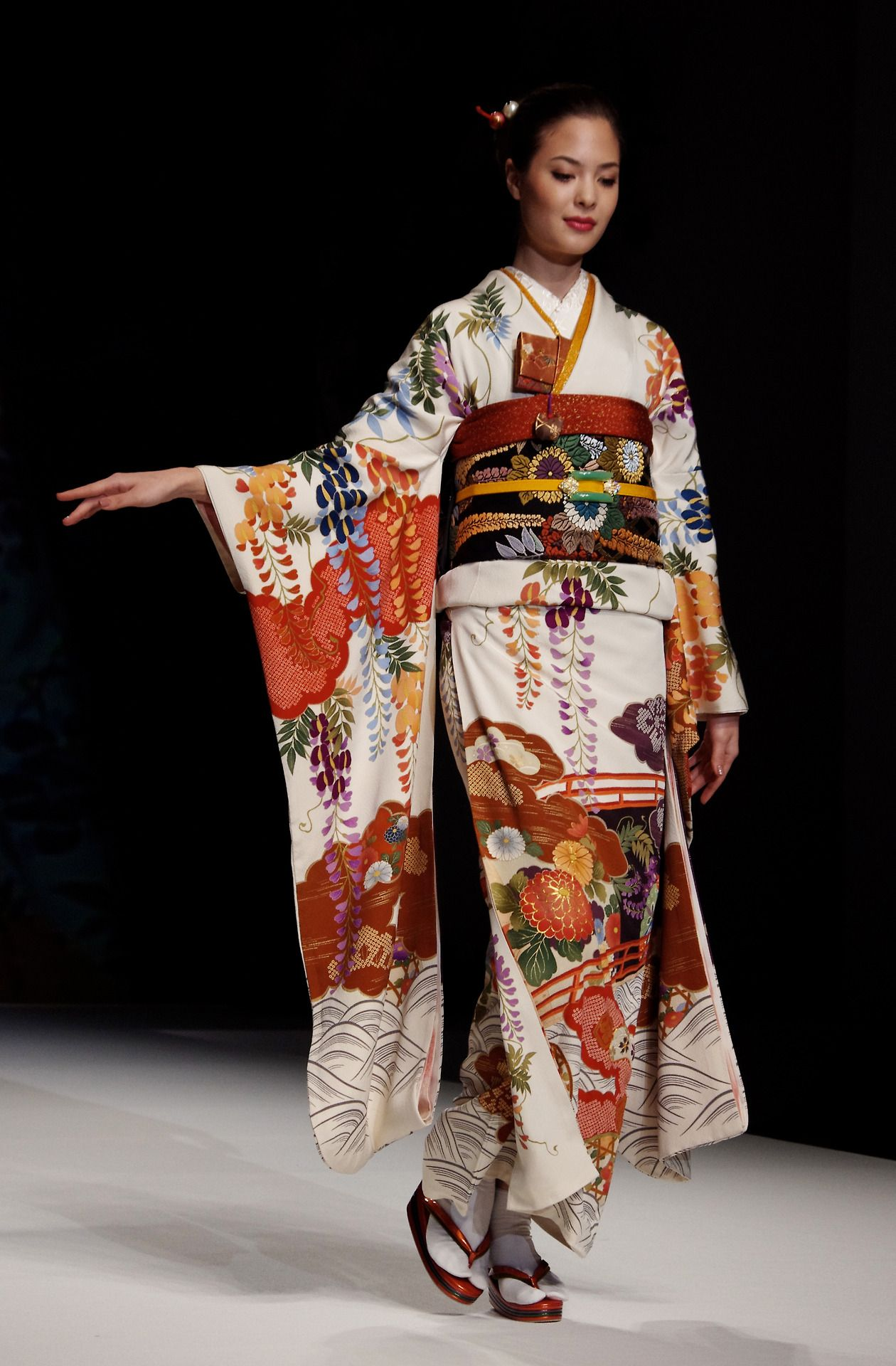 Japanese fashion clothing