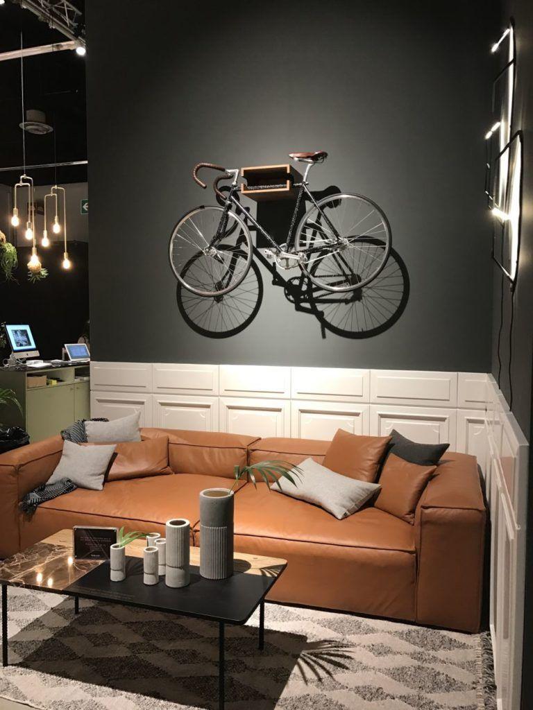 Wall Mounted Bike Racks That Look Great While Being Practical Bike Storage Design Bike Wall Storage Living Room Designs #wall #storage #for #living #room