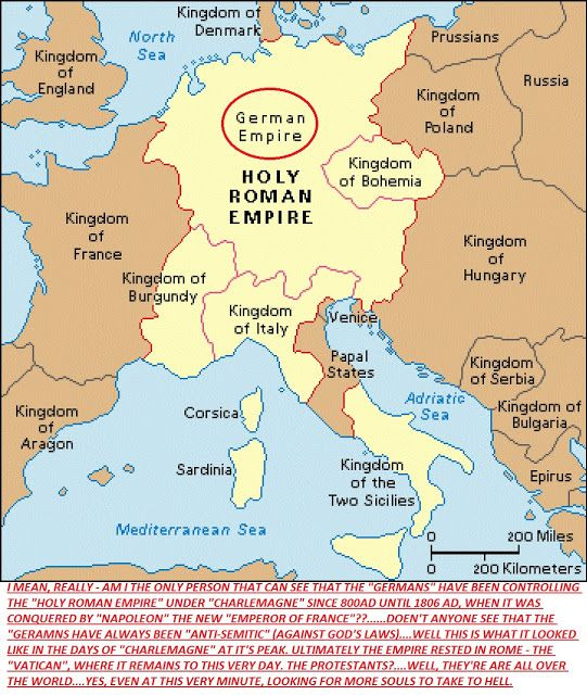 Holy Roman Empire Under Charlemagne Holy Roman Emperors Holy