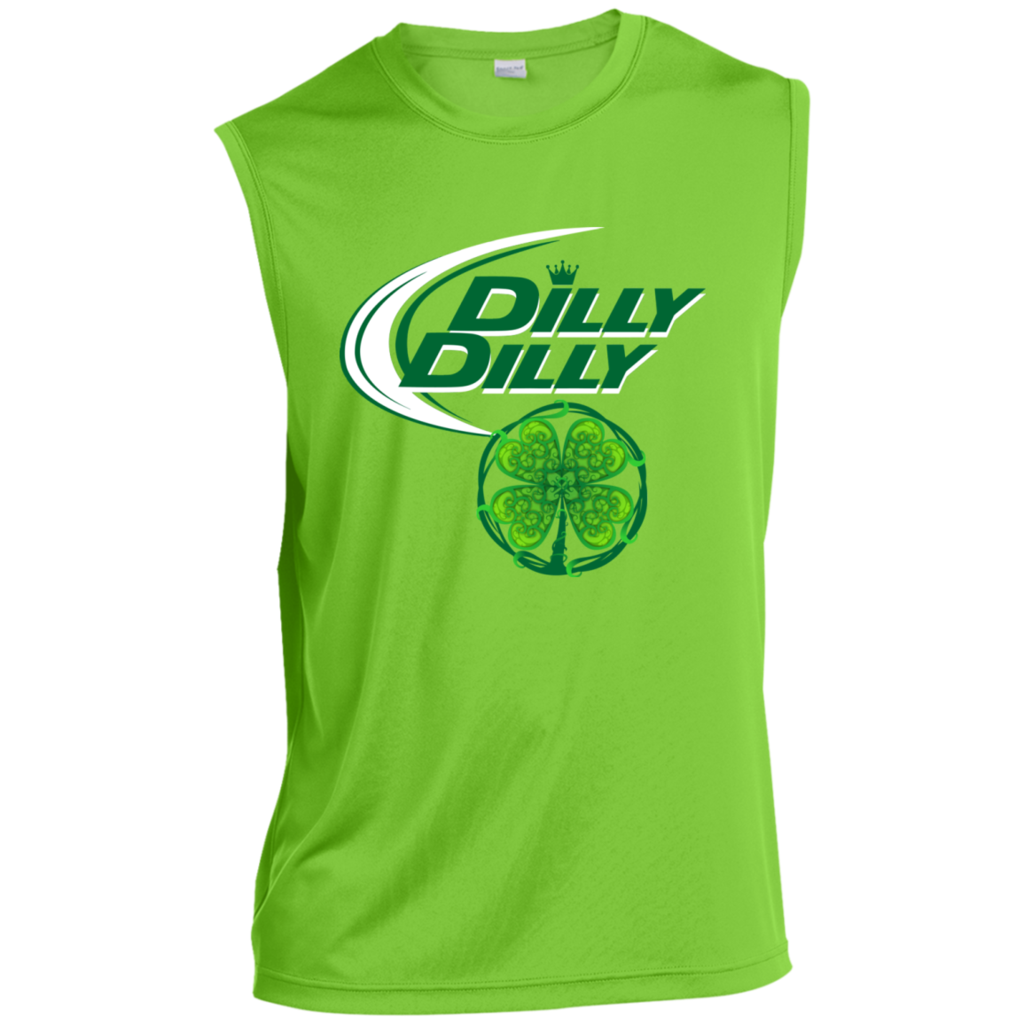 Dilly Dilly Bud Light St Patrick's Day Shamrock TShirt