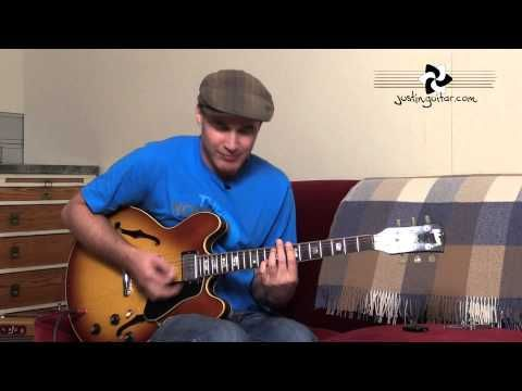 The Thrill Is Gone Chords Rhythm Bb King Guitar Lesson