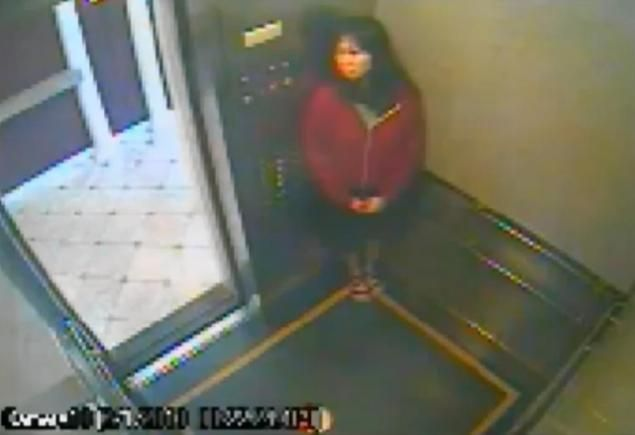 2/21/2013 - (The story and video have been haunting me all weekend) – Surveillance video of 21-year-old Elisa Lam, the Canadian woman found dead in the rooftop water tank of the Cecil Hotel, shows her acting bizarrely in the Los Angeles hotel's elevator.