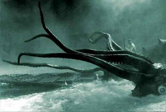 Top 10 Horrifying Monsters In Literature Listverse Leagues Under The Sea Under The Sea Undersea World