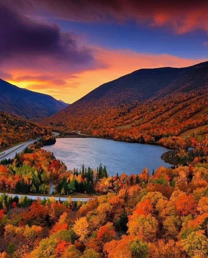 красивейшие картинки природа осень центрального военного округа
