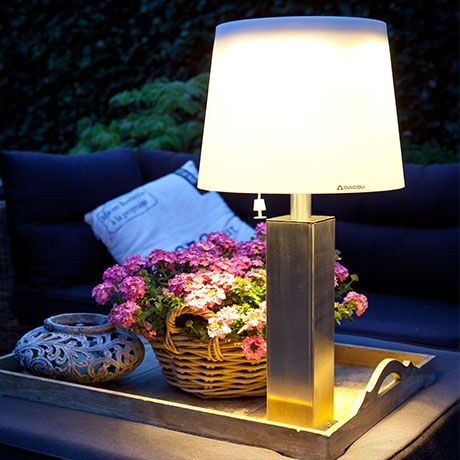Dock No 1 Solar Table Lamp By Gacoli Designed In The Netherlands Monoqi Solar Lights Lamp Led Table Lamp