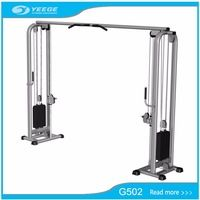 Cable Crossover Machine Cable Crossover Machine Suppliers And Manufacturers At Alibaba Com Cable Crossover Machine No Equipment Workout Gym Machines