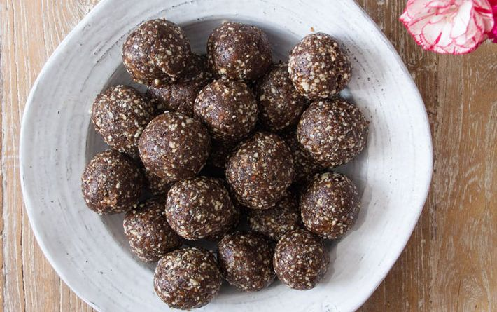 Me and my nutrition team have worked hard to create these super-nutritious balanced flavour-packed energy balls that give us the perfect snack boost to get us through the day – enjoy two balls per...