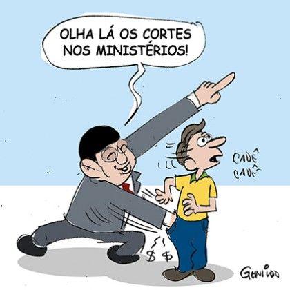 Governo roubando o bolso do Zé Povinho!...