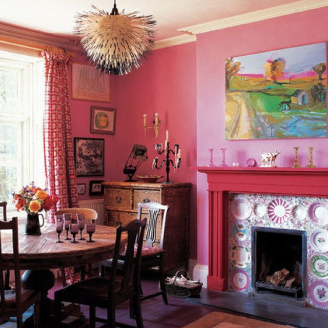 Secrets Of A Quintessential English Home Via Houzz