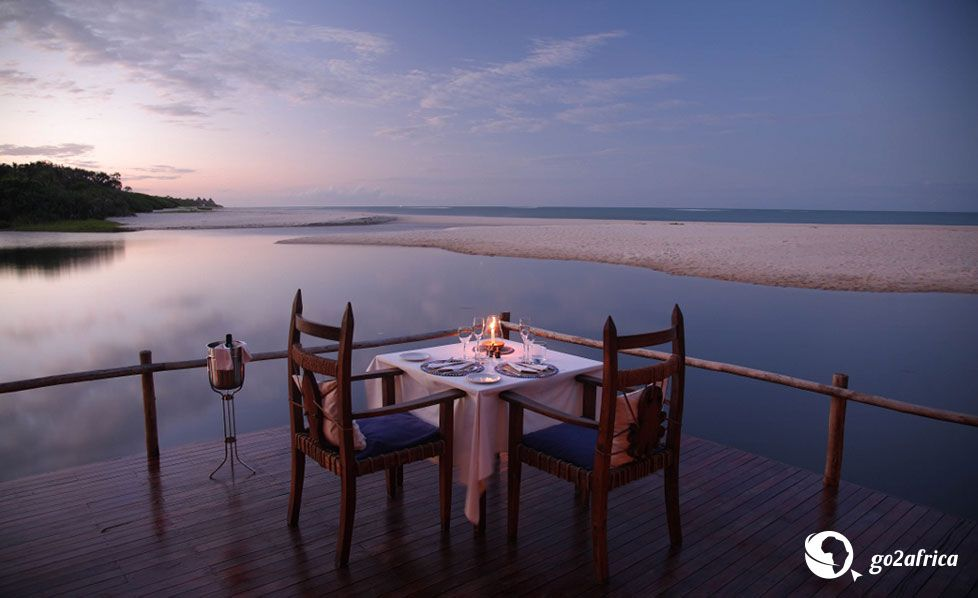Set in a tranquil location on Africa's East Coast, Ras Kutani in Tanzania offers a peaceful hideaway that is trademarked by its long stretches of pristine and deserted beaches.