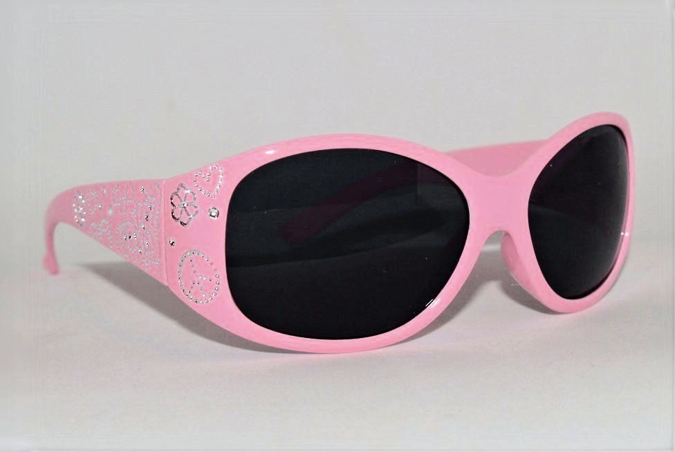 8a41804652b Cute Girls Sunglasses Pink Rhinestone 400UV Kids Designer Sunglasses 3- 7  y o -  boogityboogityboo