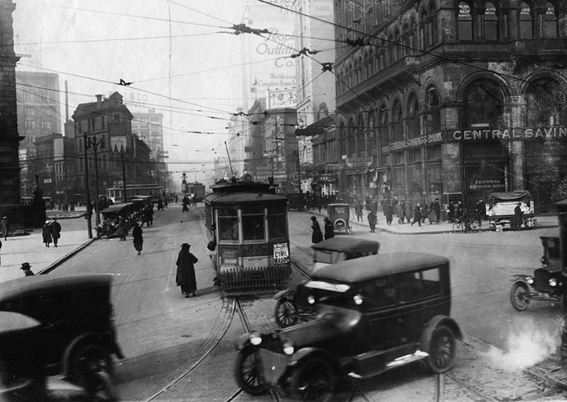 Michigan Avenue through the years | The Detroit News