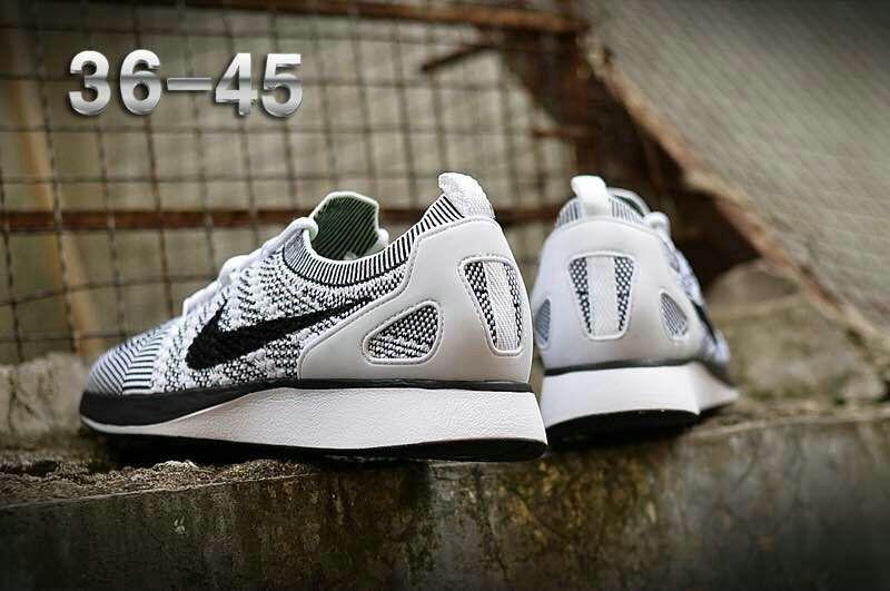 32d9712bbeb4 How To Buy Nike Air Zoom Mariah Flyknit EUR 36-45 Leaden Grey White ...