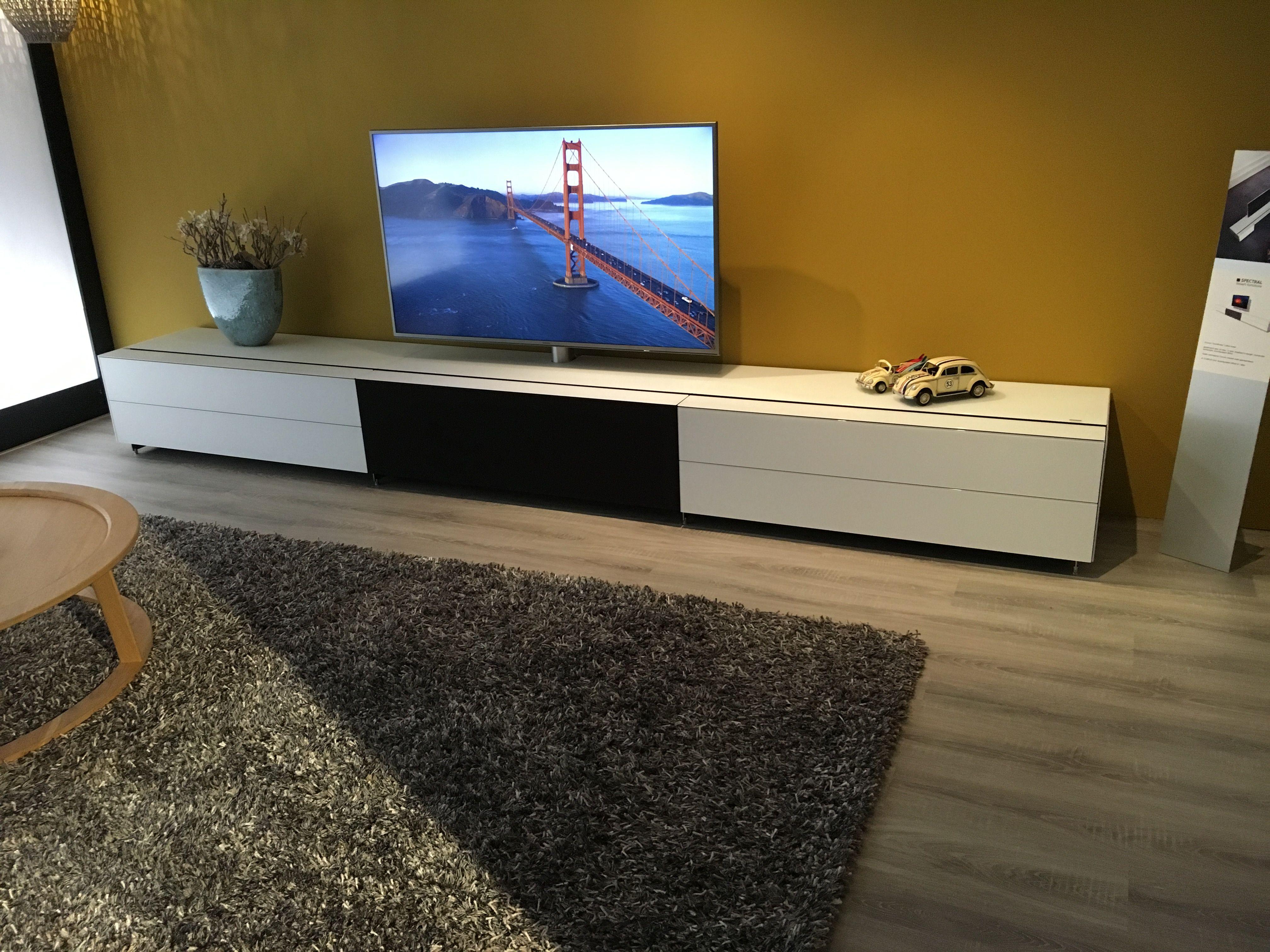 Spectral Cocoon tv meubel spectral cocoon woonkamer interiors