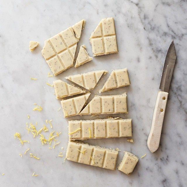 Lemon-Poppyseed Chocolate by vanelja.com