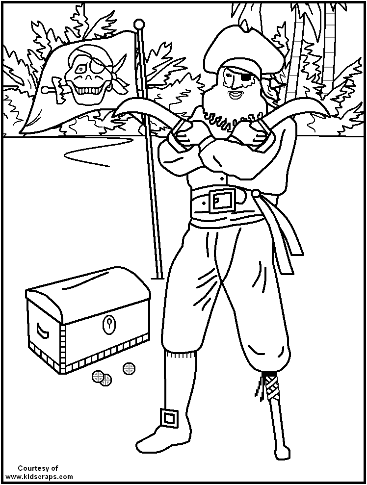 free printable pirate coloring pages great for kids teachers and parents - Pirates Coloring Pages