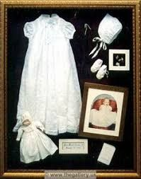 Image Result For Vintage Baby Clothes Shadow Box Shadow Box