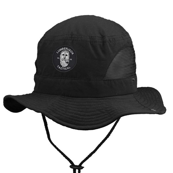 aeec7b6887b Pintano Bucket Hat with Mesh Sides
