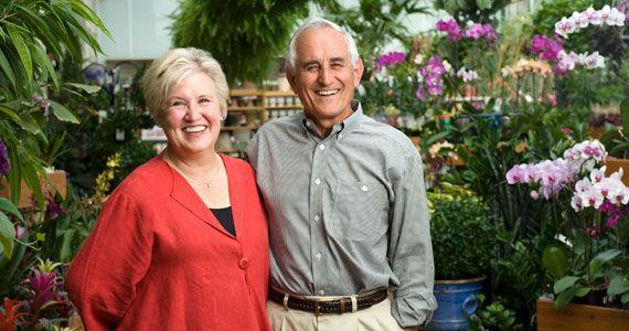 Founders Of Pasquesi Home U0026 Gardens, Ed U0026 Marie Pasquesi