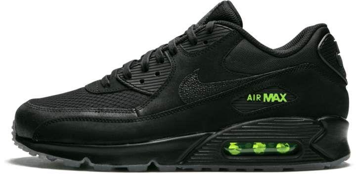 Nike Air Max 90 BlackBlack Volt AQ6101 001 Release Date