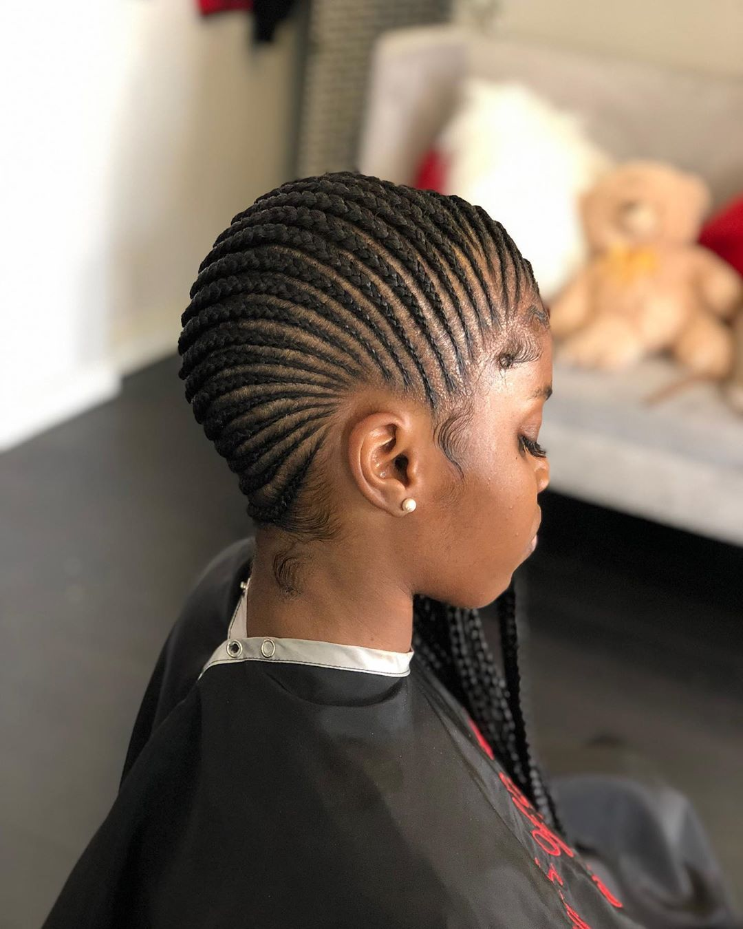 48++ Cornrows going down the side inspirations