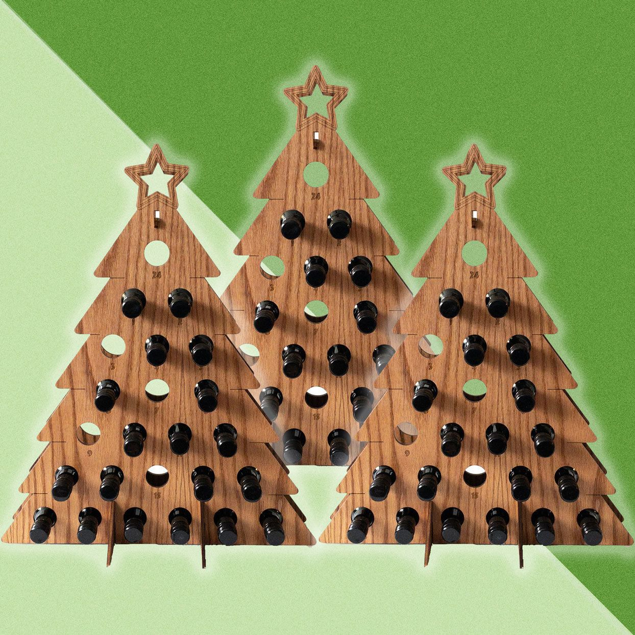 We Re Obsessed With This Christmas Tree Advent Calendar