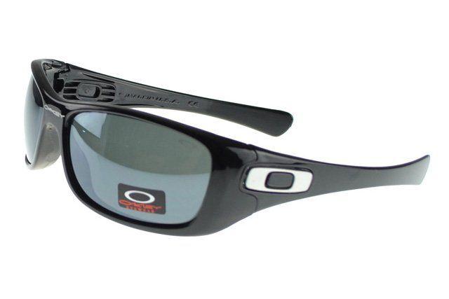 Cheapest Oakley Antix Sunglasses black Frame black Lens 1124#Oakley Sunglasses