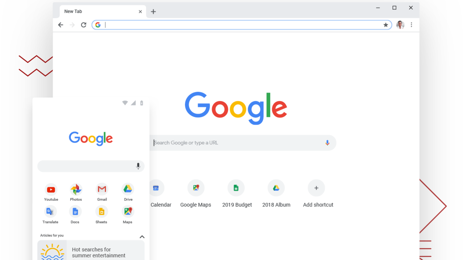 Organize Your Browsing with This Chrome Dashboard