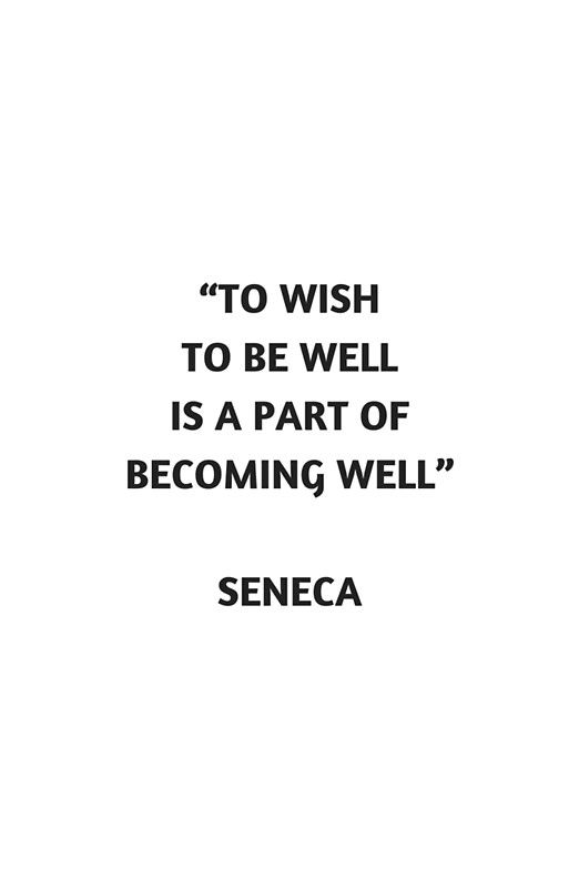 Stoic Philosophy Quote Seneca To Wish To Be Well Is A Part Of Becoming Well Art Print By Ideasforartists Philosophy Quotes Stoic Quotes Stoicism Quotes