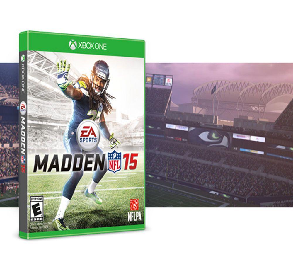 Madden NFL 15 (Microsoft Xbox One, 2014) Madden nfl