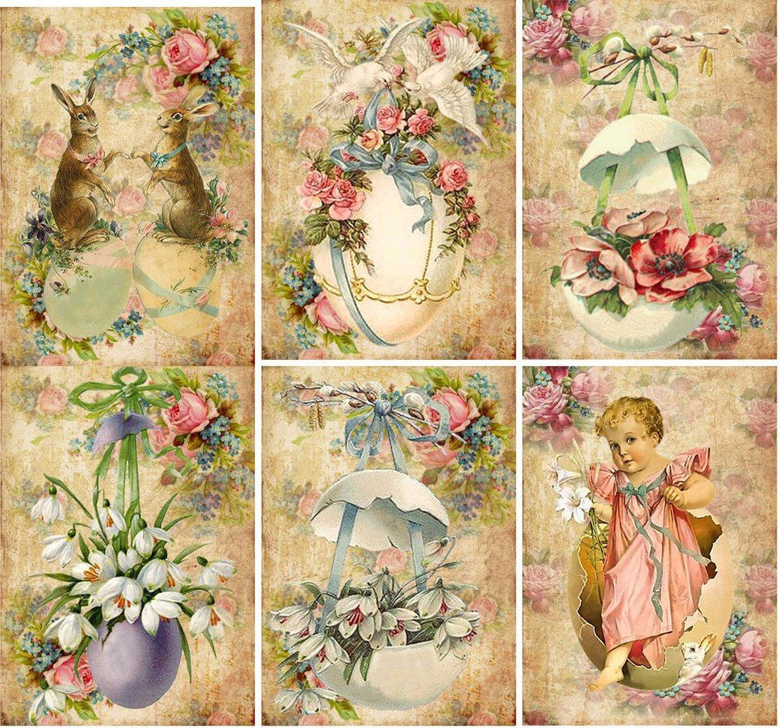 Pin By Sandy Steele On Free Vintage Printables And Some Almost Free