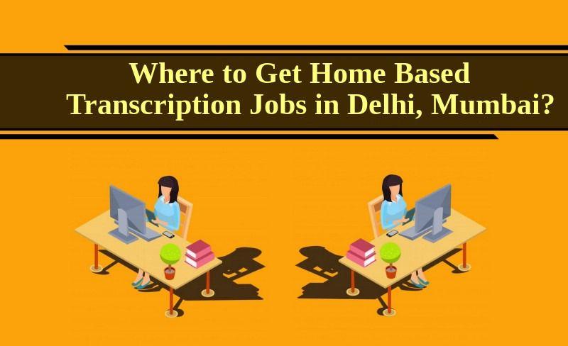 Freelance language transcription jobs in delhi india noida