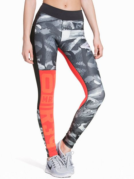 32fb02390 Nelly.com  OS Elite Mesh Tight - Reebok Performance - women - Red. New  clothes