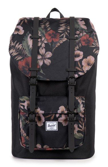 Herschel Supply Co.  Little America  Backpack available at  Nordstrom 08df5ffe5e7ac