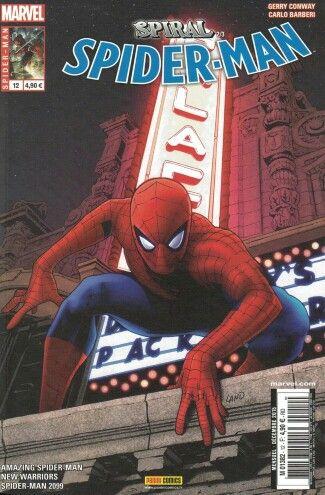 Spider Man 12 Descente Aux Enfers 2 3 Collectif Spiderman Amazing Spiderman Heros