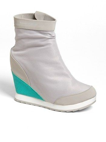 c588aa7627d0 Puma by Hussein Chalayan  Hakkoda  Wedge Bootie on shopstyle.com