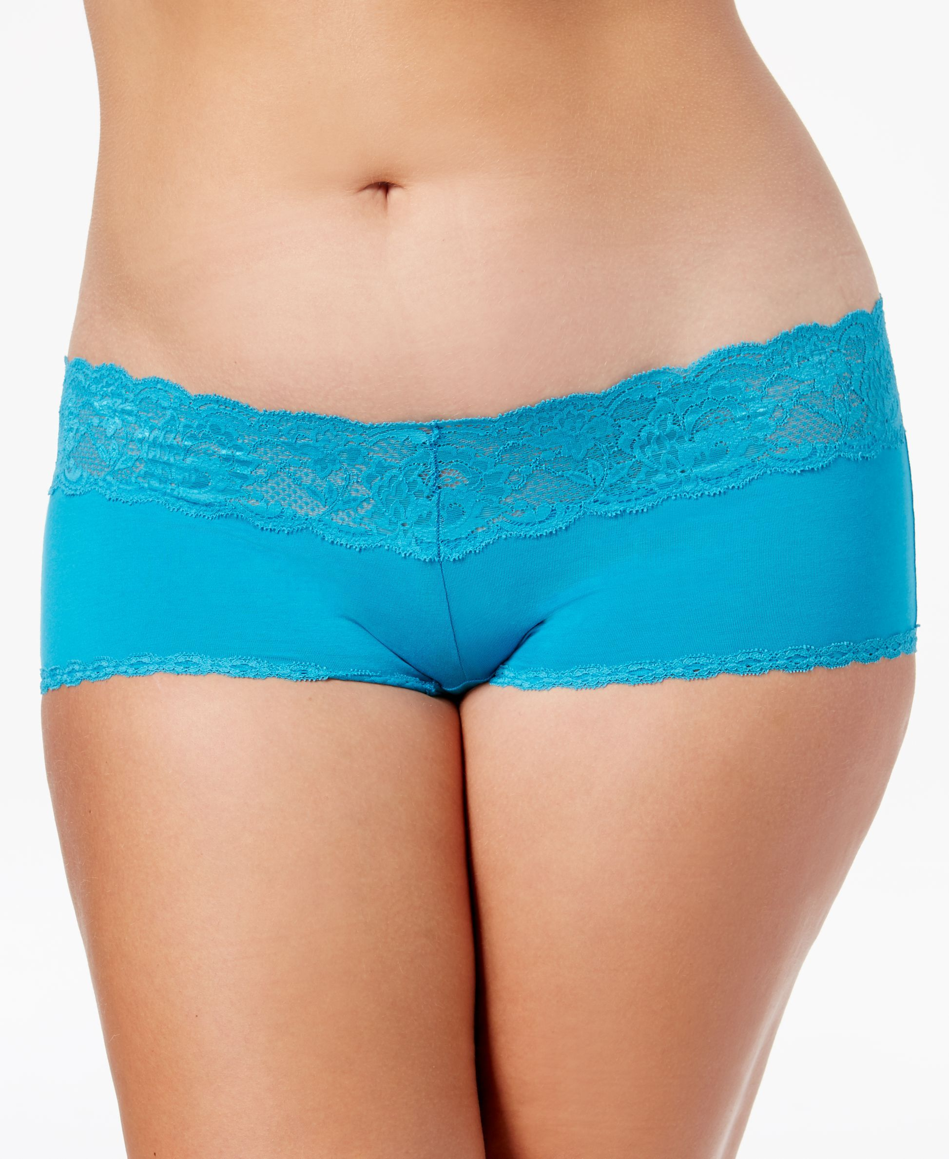 14df27248 Cosabella Plus Size Never Say Never Hottie Cheeky Hot Pants NEVER0741P