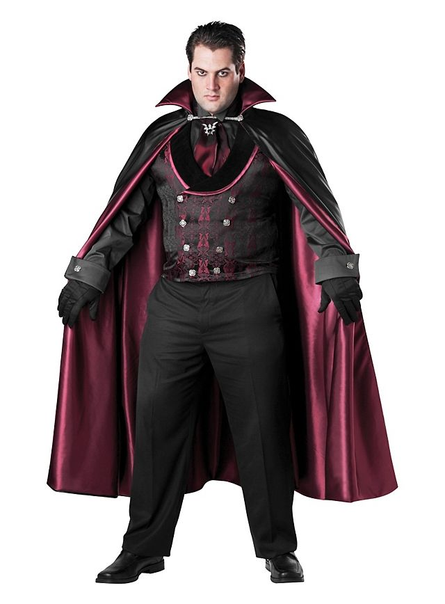 Vampir Gentleman Kostüm   Trevor Ignis   Mens vampire