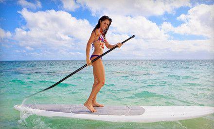Water Sports Activites In Miami Beach