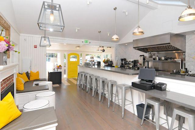Bumble Restaurant In Los Altos Ca Cafe Interior Hospitality