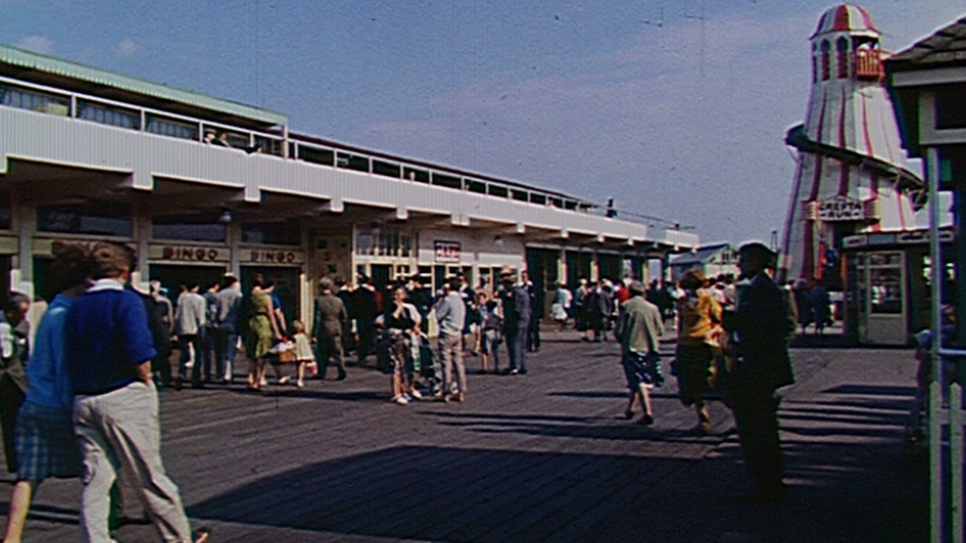 Clacton Pier (1964) | Britain on Film