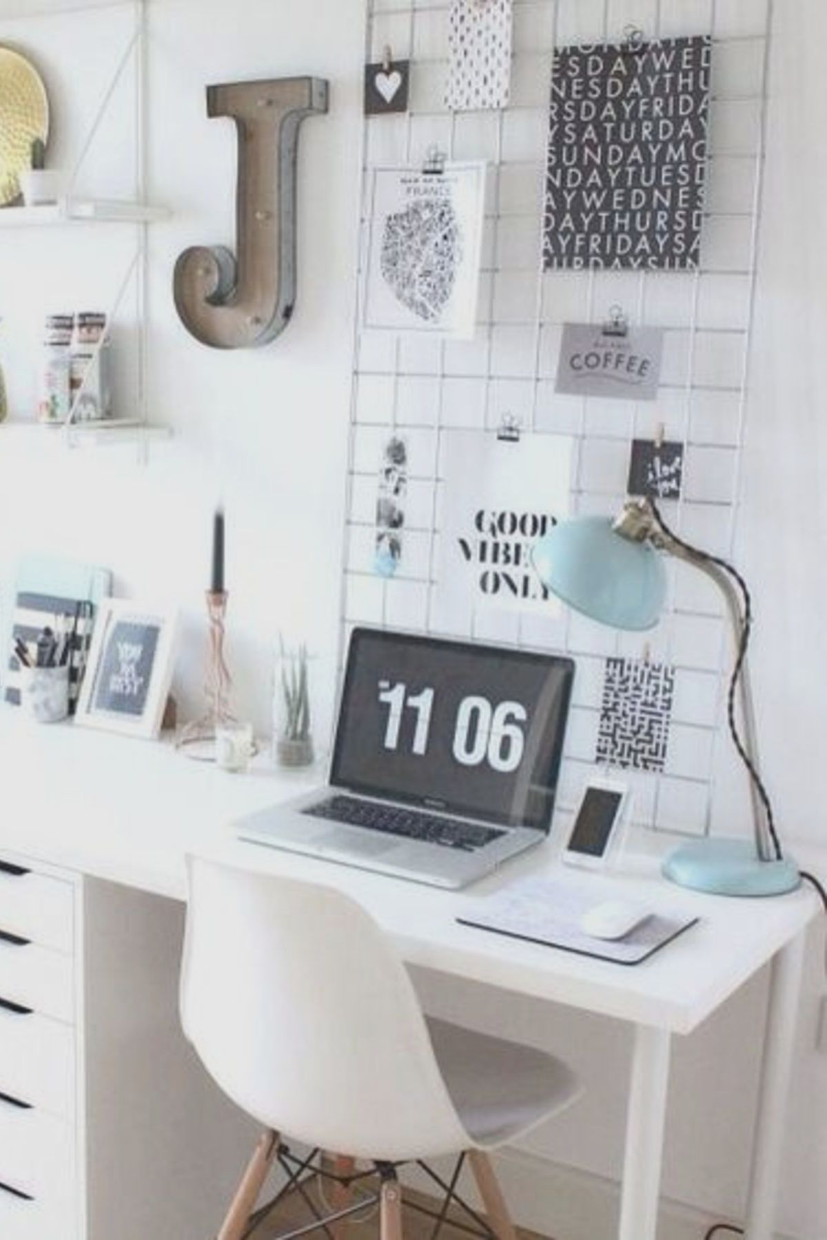 Home Office Decorating Ideas for Women Who Work From Home | Home ...