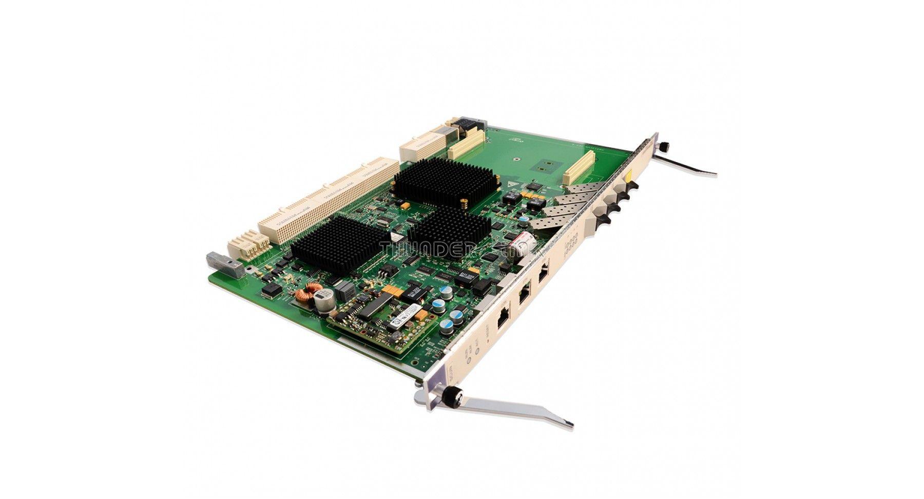 SCUN is a main control card of Huawei OLT MA5680T, MA5683T