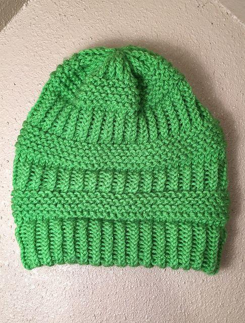 Brighton Beanie Pattern By Dayna Scoles Loom Knitting Hat Ideas