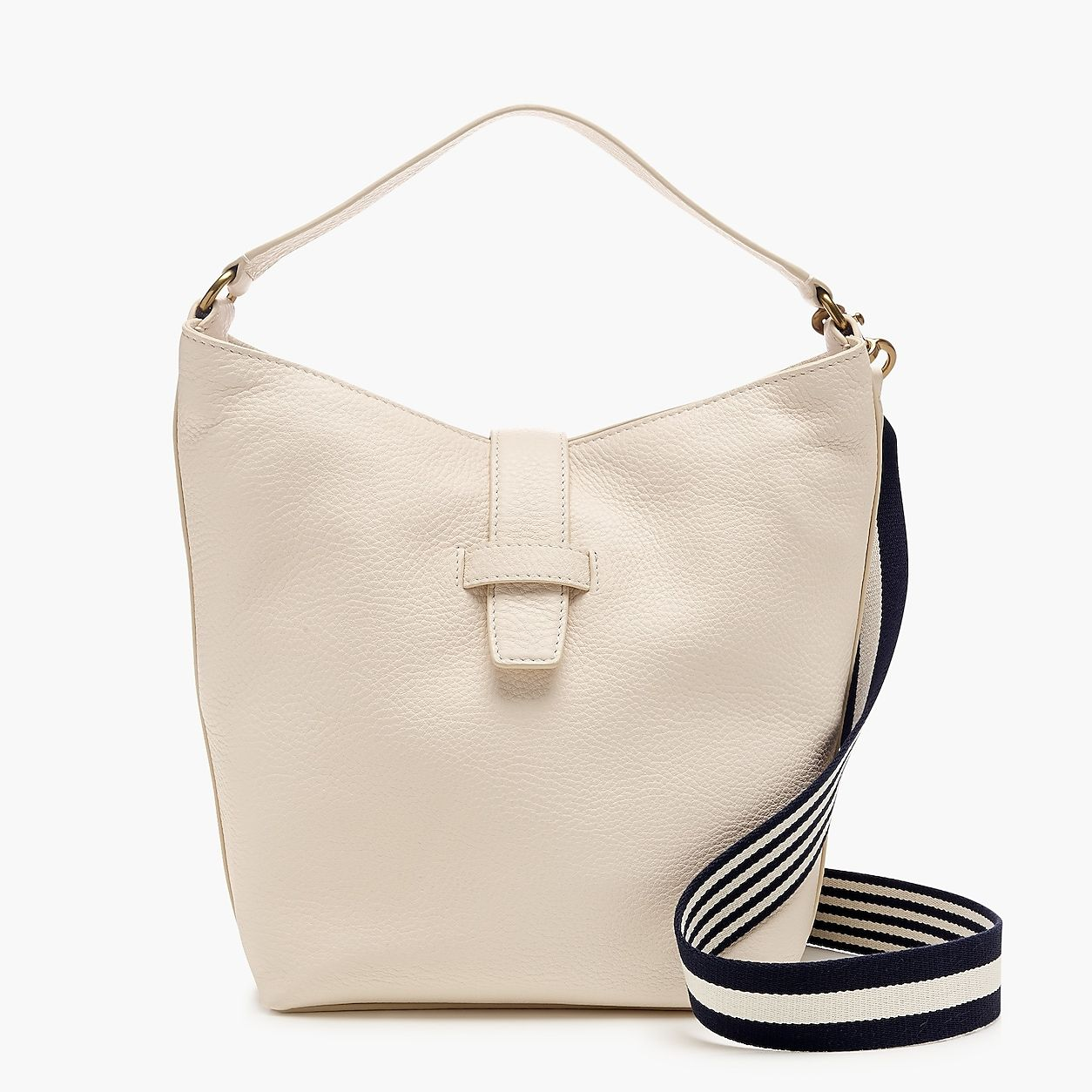 66eb9dd0be5 Signet Hobo Bag In Italian Leather | Products | Hobo purses, Bags ...
